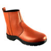 model sepatu boot safety COZY ZIP ANKLE BOOT 2298