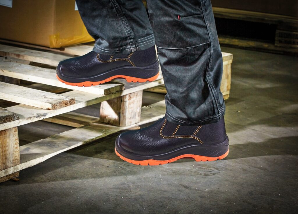 Safety Shoes Nevada 9398