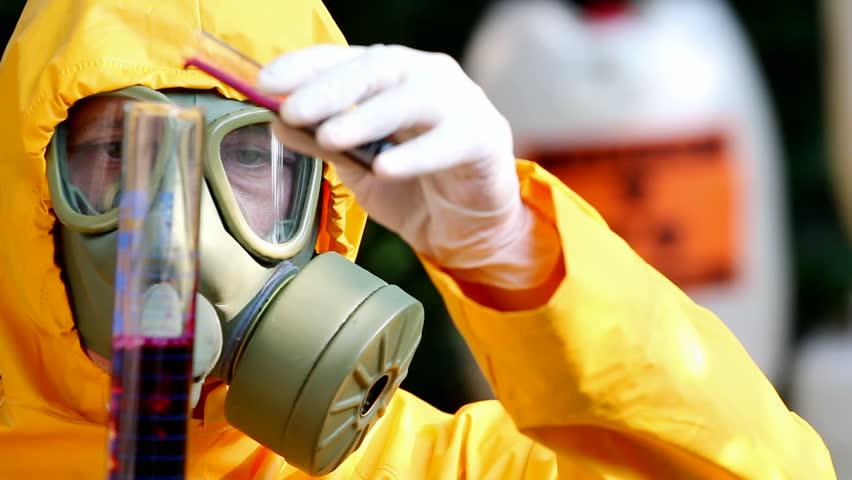 keselamatan kerja di laboratorium kimia