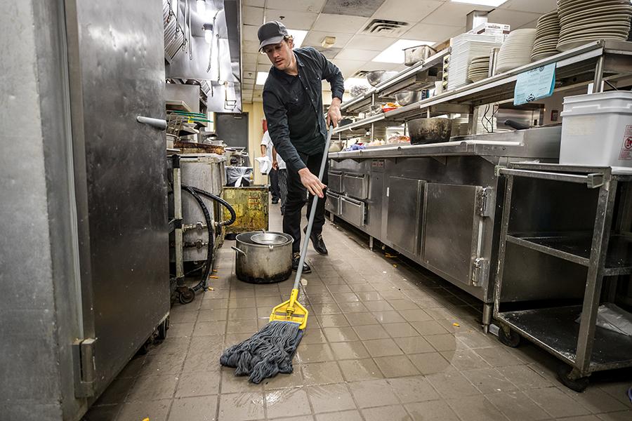Cara Menjaga Dapur Anda Tetap Bersih dan Aman