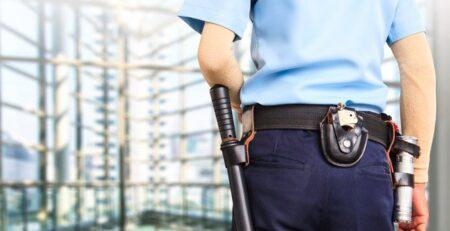 Perlengkapan Security Penjaga Keamanan agar Lebih Optimal dalam Bekerja